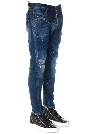 JEANS KENNY CLASSICO IN DENIM PE 2018 DSQUARED2 | 4 | S71LB0432S30342470