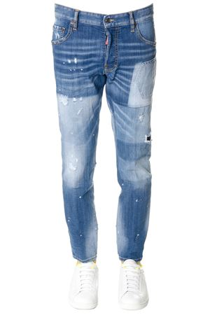 JEANS SKATER IN DENIM PE 2018 DSQUARED2 | 4 | S71LB0456S30342470