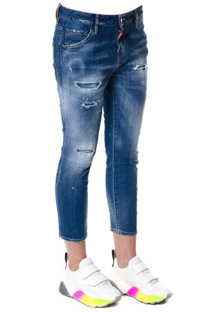 Jeans cool girl in denim PE 2018 DSQUARED2 | 4 | S72LB0067S30342470