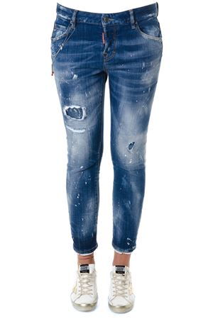 JEANS HOCKNEY IN DENIM PE 2018 DSQUARED2 | 4 | S72LB0073S30342470