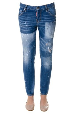 Jeans cool girl in denim PE2018 DSQUARED2 | 4 | S72LB0076S30342470