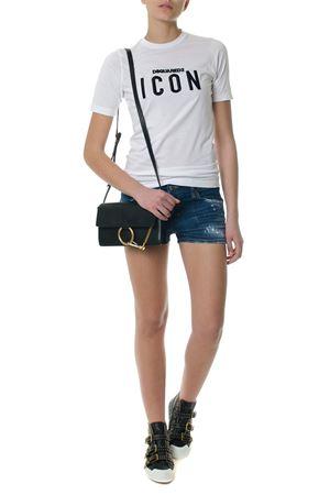 White Icon cotton t-shirt SS2018 DSQUARED2 | 15 | S75GC0872S22427100