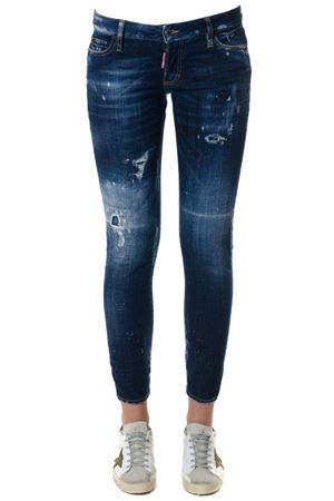 Jeans Jennifer in denim PE 2018 DSQUARED2 | 4 | S75LB0021S30342470
