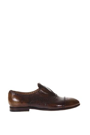 CLASSIC BROWN LOAFER IN LEATHER SS 2018 ELEVENTY | 130 | 979SR0133SCA2500905