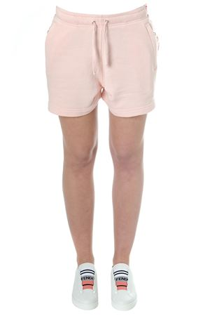 PINK COTTON TRACK SHORTS WITH LOGO SS 2018 FAITH CONNEXION | 110000034 | M3508J000111655