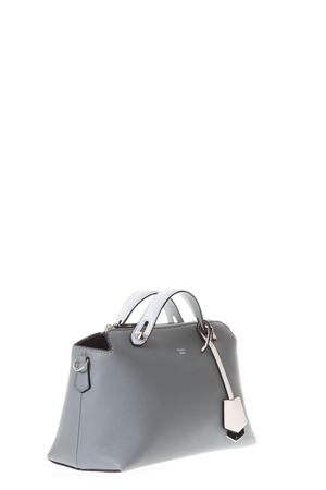 BORSA BY THE WAY SMALL IN PELLE GRIGIA PE 2018 FENDI | 2 | 8BL1245QJF10Q4
