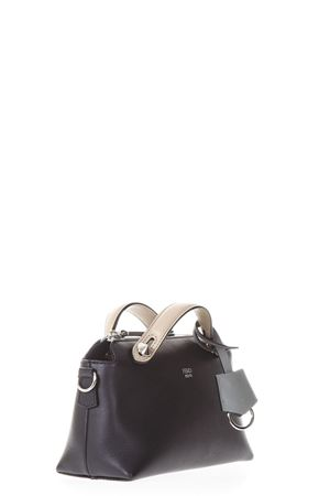 BAULETTO BY THE WAY NERO IN PELLE PE 2018 FENDI | 2 | 8BL1355QJF10Q3