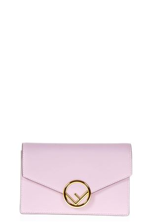 MINI BORSA PEONIA IN PELLE CON CATENA PE 2018 FENDI | 2 | 8BS006A18BF01KW