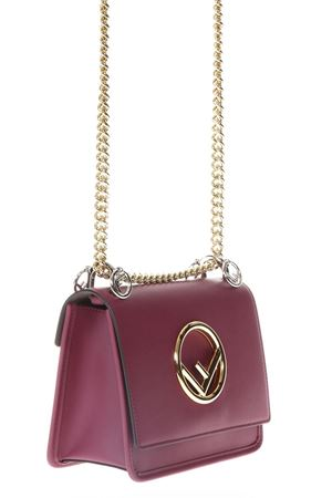 KAN I F MINI CHERRY LEATHER BAG SS 2018 FENDI | 2 | 8BT2862IHF0J3V