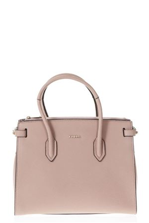 POWDER COLOR MOONSTONE LEATHER TOTE PE 2018 FURLA | 2 | 924569PINMOONSTONE