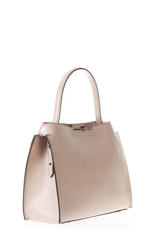 LEATHER TOTE BAG COLOR NUDE ss 2018 GIANNI CHIARINI | 2 | BS5979/18PELSR14337
