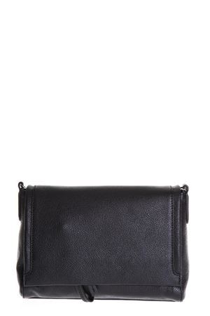BETTY BLACK SMALL LEATHER BAG SS 2018 GIANNI CHIARINI | 2 | BS6185OLX1001