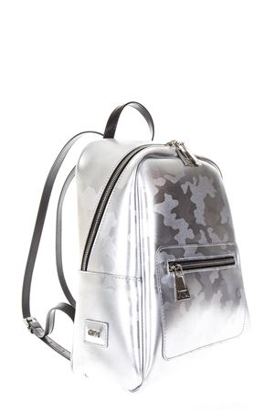 GAM LAMINATED SILVER BACKPACK SS 2018 GIANNI CHIARINI | 183 | ZN1763GUM MIM0406
