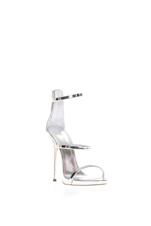 BETTY METALLIC LEATHER SANDALS SS2018 GIUSEPPE ZANOTTI | 87 | I700049SHOOTING025