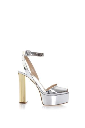 BETTY METALLIC LEATHER SANDALS ss 2018 GIUSEPPE ZANOTTI | 87 | I700055SHOOTING012