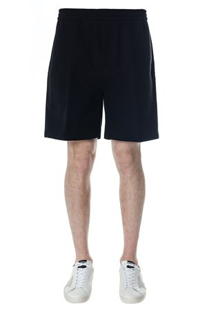 BLACK DRAWSTRING SHORTS IN COTTON SS 2018 GOLDEN GOOSE DELUXE BRAND | 110000034 | G32MP5131A1