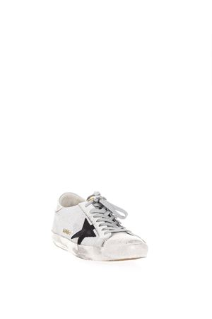 SUPERSTAR NET PANELS SNEAKERS SS 2018 GOLDEN GOOSE DELUXE BRAND | 55 | G32MS5901C39