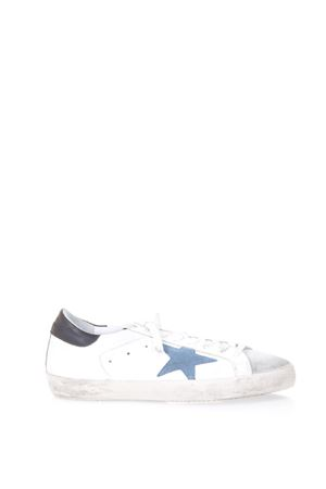WHITE LEATHER SUPERSTAR SNEAKERS SS18 GOLDEN GOOSE DELUXE BRAND | 55 | G32MS5901E79