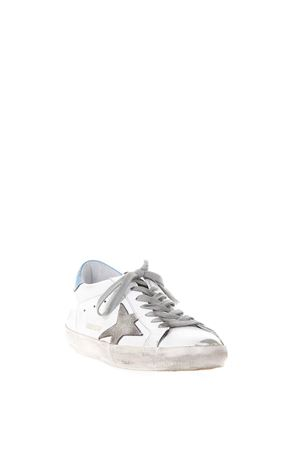20MM SUPER STAR WHITE LEATHER SNEAKERS SS 2018 GOLDEN GOOSE DELUXE BRAND | 55 | G32MS5901E84