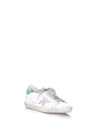 WHITE LEATHER SUPERSTAR SNEAKERS SS18 GOLDEN GOOSE DELUXE BRAND | 55 | G32MS5901E93