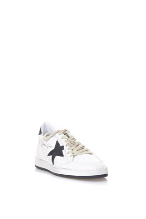 WHITE SNEAKERS BALL STAR SS18 GOLDEN GOOSE DELUXE BRAND | 55 | G32MS5921G6