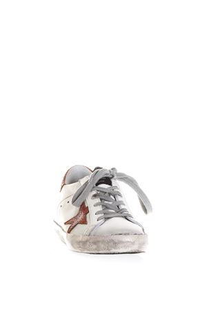 SNEAKERS SUPER STAR IN PELLE 20MM PE 2018 GOLDEN GOOSE DELUXE BRAND | 55 | G32WS5901D90