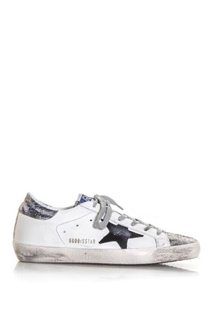 20MM SUPER STAR LEATHER SNEAKERS SS 2018 GOLDEN GOOSE DELUXE BRAND | 55 | G32WS5901D93