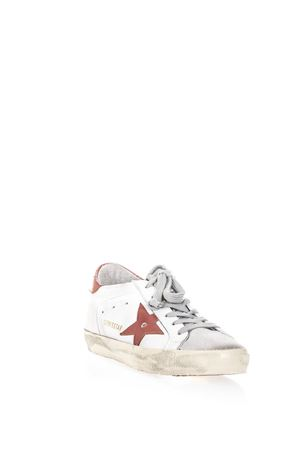 20MM SUPER STAR LEATHER SNEAKERS SS 2018 GOLDEN GOOSE DELUXE BRAND | 55 | G32WS5901D95