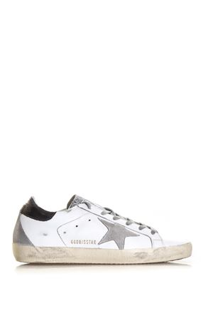 SNEAKERS SUPER STAR IN PELLE 20MM PE 2018 GOLDEN GOOSE DELUXE BRAND | 55 | G32WS5901E65