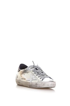 SUPERSTAR METALLIC LEATHER SNEAKERS SS 2018 GOLDEN GOOSE DELUXE BRAND | 55 | G32WS5901E71