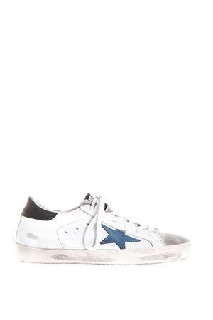 20MM SUPER STAR LEATHER SNEAKERS SS 2018 GOLDEN GOOSE DELUXE BRAND | 55 | G32WS5901E79