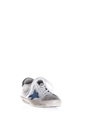 SNEAKERS SUPER STAR IN PELLE 20MM PE 2018 GOLDEN GOOSE DELUXE BRAND | 55 | G32WS5901E79