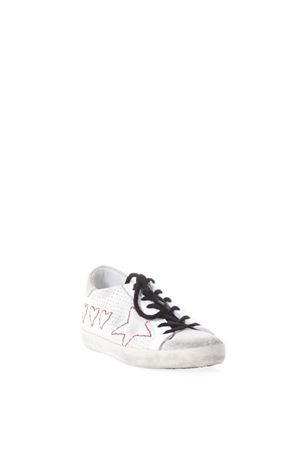 WHITE HEART EMBOSSED SNEAKERS GOLDEN GOOSE DELUXE BRAND | 55 | G32WS5901G28