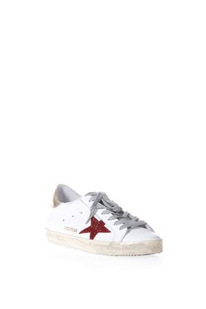 f7224ce26238b WHITE SUPERSTAR GLITTER CRYSTAL SNEAKERS SS 2018 - GOLDEN GOOSE ...
