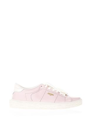 PINK LEATHER TENNIS SNEAKERS SS 2018 GOLDEN GOOSE DELUXE BRAND | 55 | G32WS7141C5