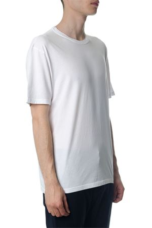 WHITE COTTON T-SHIRT SS 2018 MAURO GRIFONI | 15 | GB18001S47001