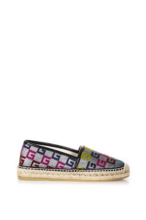 ESPADRILLAS IN JACQUARD MULTICOLOR PE 2018 GUCCI | 144 | 5059169KH108191
