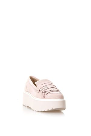 PINK ROUTE H355 LOAFERS IN LEATHER SS 2018 HOGAN | 130 | HXW3550AF10CR0M413