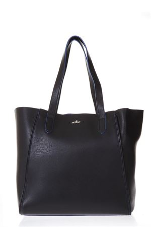 BLACK LEATHER BLU INNER SHOPPING BAG SS 2018 HOGAN | 2 | KBW00WA3400HVD0RP7