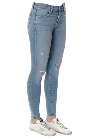 JEANS SLIM IN DENIM CON STRAPPI PE 2018 J BRAND | 4 | 620T178/CJ45708SURGE DESTRUCT