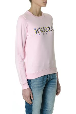 PINK LOGO EMBROIDERED JUMPER SS 2018 KENZO | 16 | F852SW721952UNI32