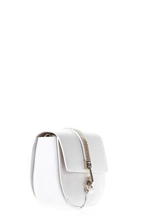 LIEN WHITE LEATHER SHOULDER BAG SS 2018 LANVIN | 2 | LW-BGRO07WANG01