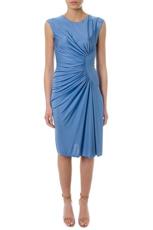DRAPED AVIO COLOR DRESSSS 2018 LANVIN | 32 | RW-DR240JTS01201