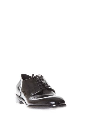 DERBY BLACK LACED SHOES IN LEATHER SS 2018 LEMARGO | 208 | AC03B1NERO