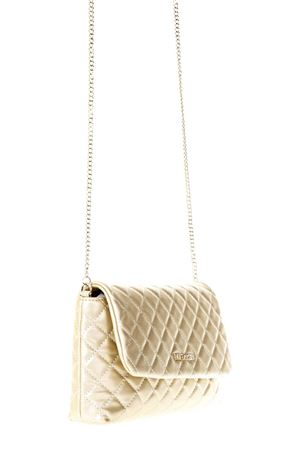 GOLD COLOR ECO LEATHER QUILTED BAG SS 2018 LOVE MOSCHINO | 2 | JC4098PP15LN0901