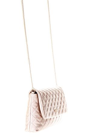 COPPER COLOR ECO LEATHER QUILTED BAG SS 2018 LOVE MOSCHINO | 2 | JC4098PP15LN0905