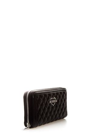 LOVE MOSCHINO BLACK QUILTED WALLET SS 2018 LOVE MOSCHINO | 2 | JC5541PP05KA000A