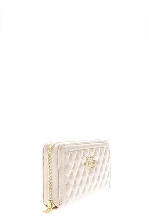 TAUPE FAUX LEATHER QUILTED WALLET SS 2018 LOVE MOSCHINO | 2 | JC5541PP05KA0108