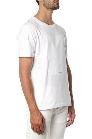 WHITE COTTON T-SHIRT MAISON MARGIELA SS18 MAISON MARGIELA | 15 | S50GC0494S23182100