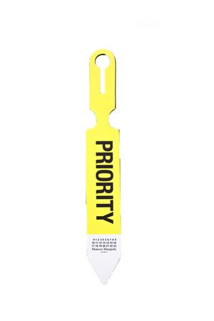 PRIORITY LEATHER KEY CHAIN SS 2018 MAISON MARGIELA | 5 | S61VT0024SY1231964